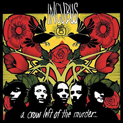 Alliance Incubus - A Crow Left Of The Murder