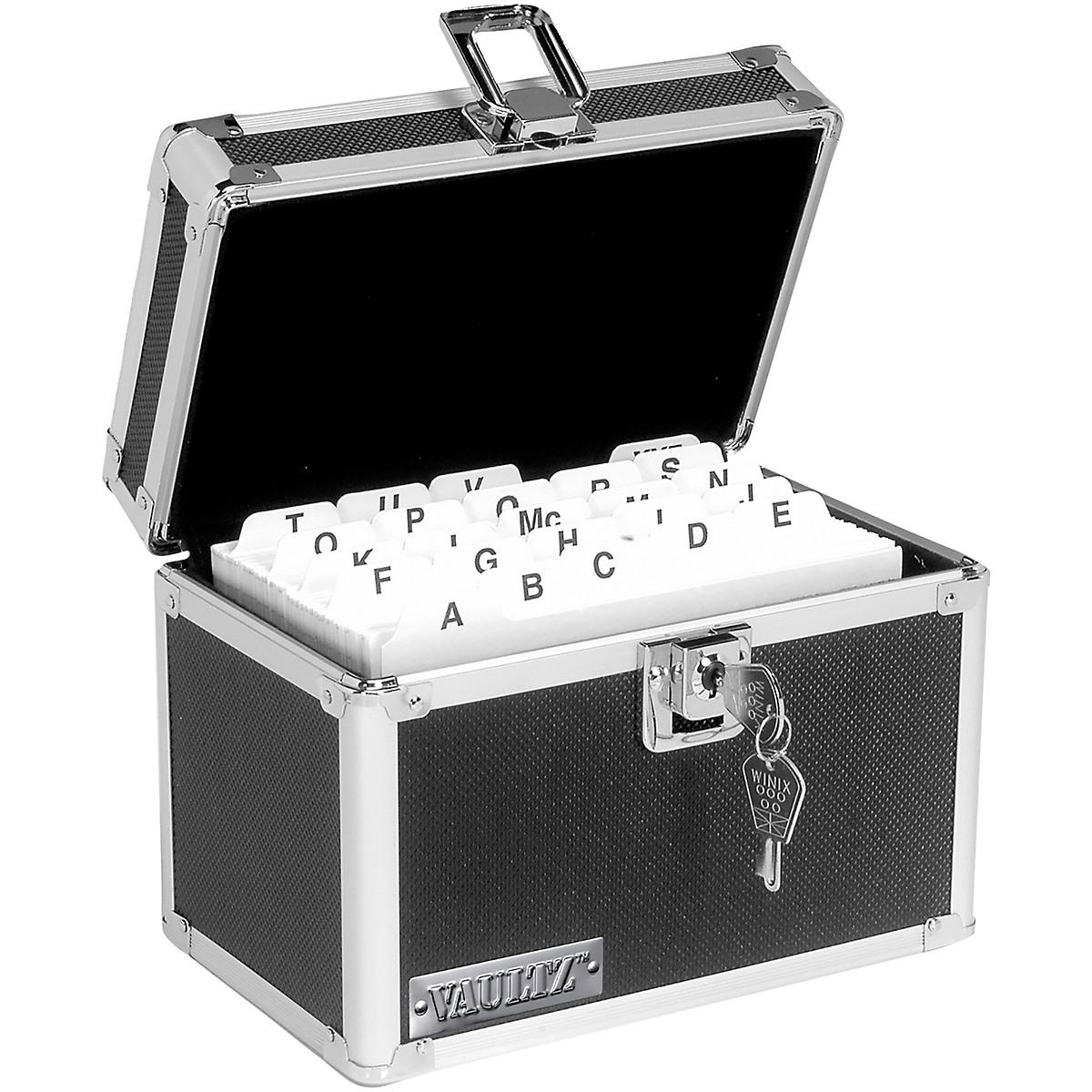 Vaultz Index Card Box - 4x6