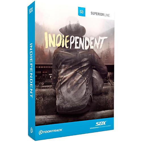 Toontrack Indiependant SDX