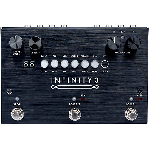 Pigtronix Infinity Looper 3 Effects Pedal