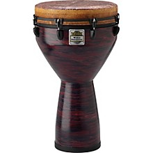 Infinity Mondo Djembe Choco Red 14 in.