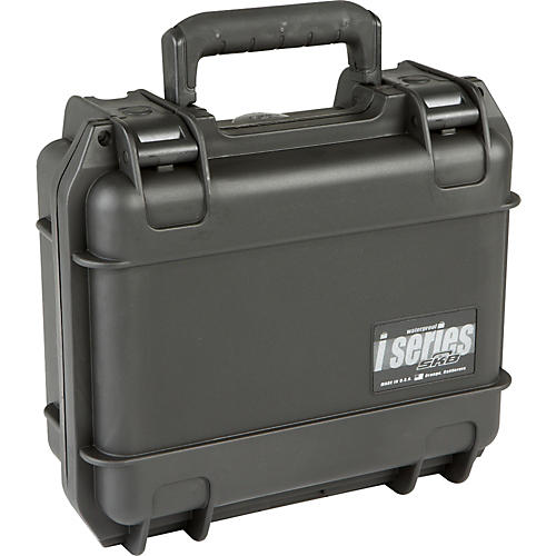 SKB Injection Molded Case For 3 Mics