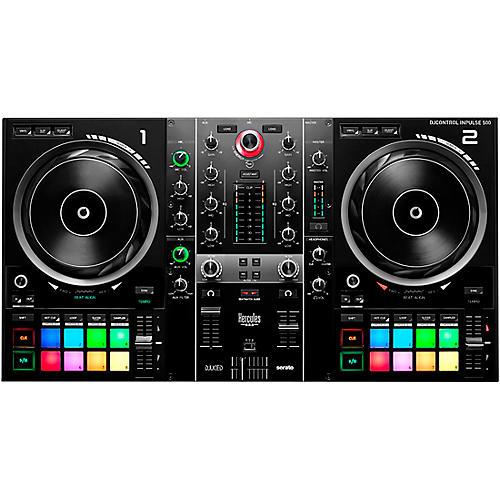 Hercules DJ Inpulse 500 2-Channel DJ Controller