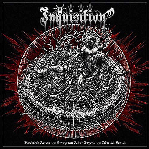 Alliance Inquisition - Bloodshed Across The Empyrean Altar Beyond The