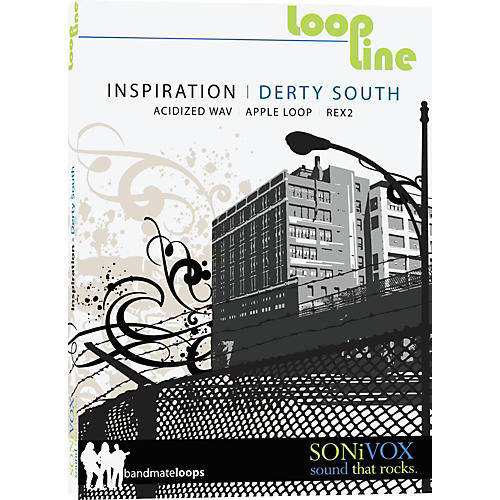 Sonivox Inspiration Hip-Hop - Derty South Drum Loop Collection