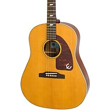 Epiphone Inspired by 1964 Texan Acoustic-Electric Guitar Level 1 Antique Natural