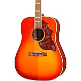 Epiphone Inspired by Gibson Hummingbird Acoustic-Electric Guitar Aged Cherry Sunburst