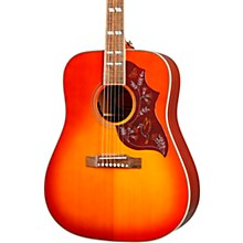 Inspired by Gibson Hummingbird Acoustic-Electric Guitar Aged Cherry Sunburst