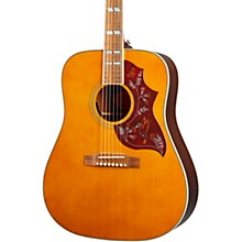 Inspired by Gibson Hummingbird Acoustic-Electric Guitar Aged Natural Antique