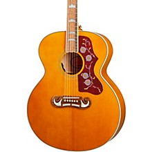 Inspired by Gibson J-200 Acoustic-Electric Guitar Aged Natural Antique