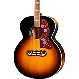 Epiphone Inspired by Gibson J-200 Acoustic-Electric Guitar Aged Vintage Sunburst