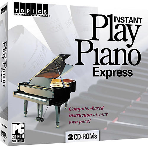 Topics Entertainment Instant Play Piano Express