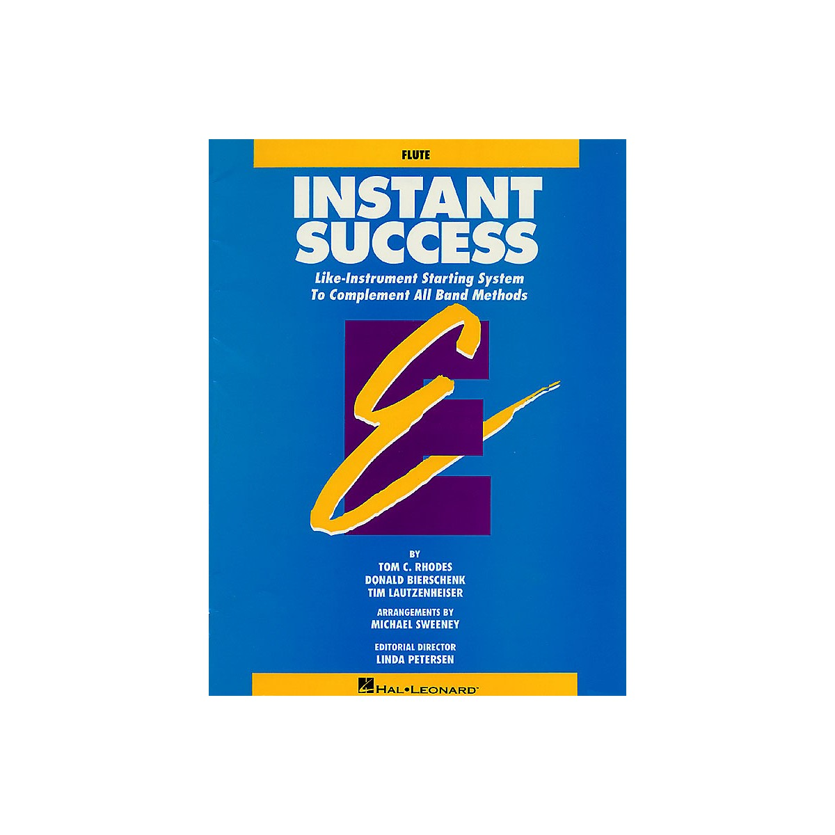 Hal Leonard Instant Success - Oboe (Starting System for All Band Methods) Essential Elements Series
