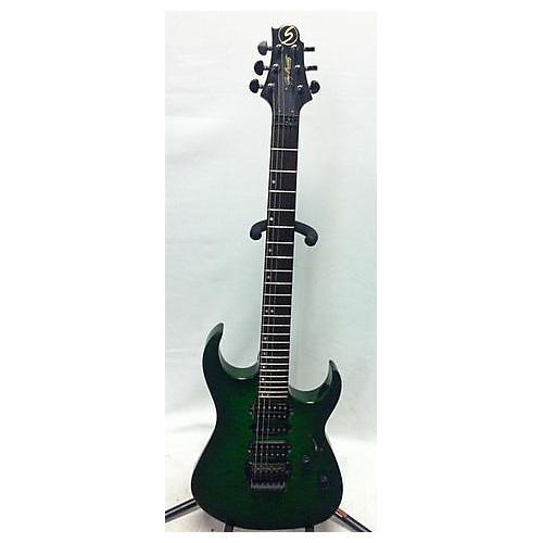 Greg Bennett Design by Samick Interceptor Solid Body Electric Guitar