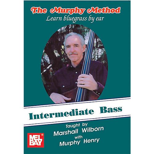 Mel Bay Intermediate Bass - Learn Bluegrass by Ear DVD