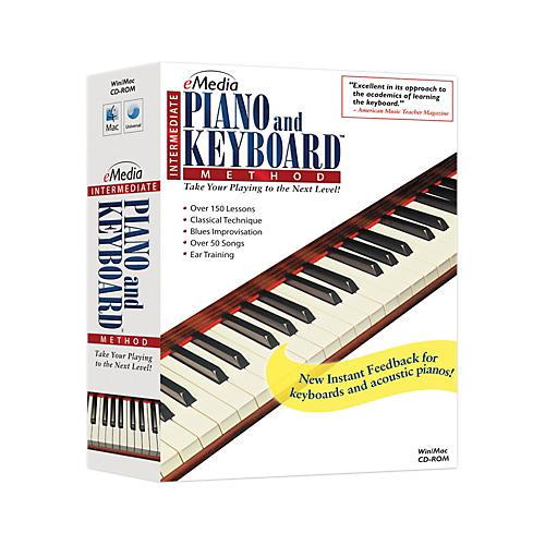 Emedia Intermediate Piano & Keyboard Method v2.0