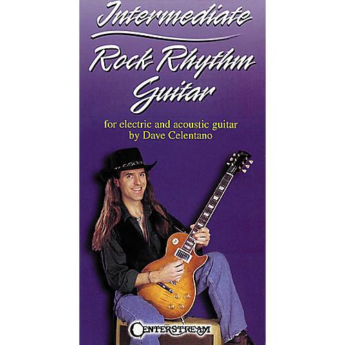 Centerstream Publishing Intermediate Rock Rhythm Guitar (VHS)