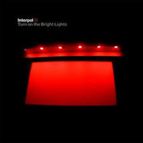 Alliance Interpol - Turn on the Bright Light