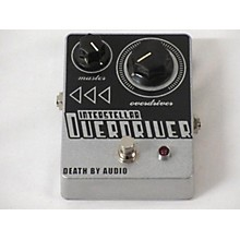 Earthquaker Devices Interstellar Overdriver Effect Pedal