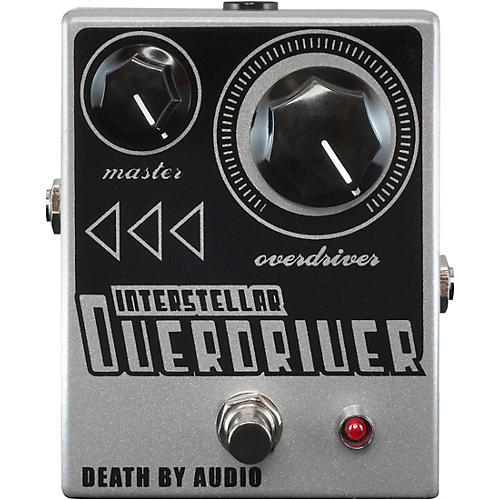 Death By Audio Interstellar Overdriver True Amp-Like Overdrive Pedal