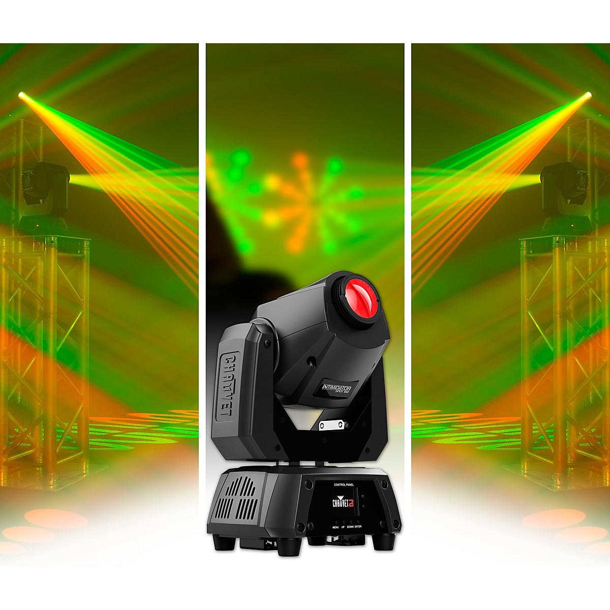 CHAUVET DJ Intimidator Spot 160 Moving-Head Spotlight