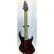 Agile Intrepid Pro 828 8 String Solid Body Electric Guitar