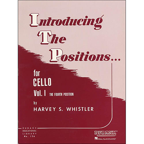Hal Leonard Introducing The Positions for Cello Vol 1 The Fourth Position