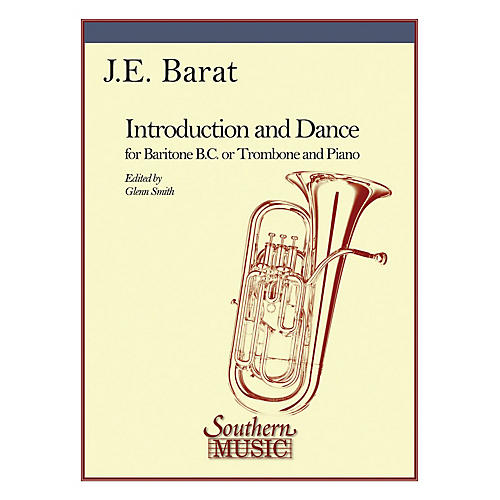 Southern Introduction and Dance (TC & BC Instruments) Southern Music Series Arranged by Glenn Smith