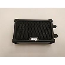 IK Multimedia Irig Nano 3W Battery Powered Amp