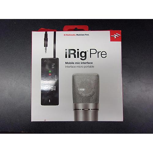 IK Multimedia Irig Pre Audio Interface