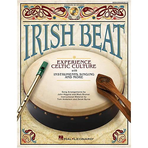 Hal Leonard Irish Beat Teacher Book/Enhanced CD