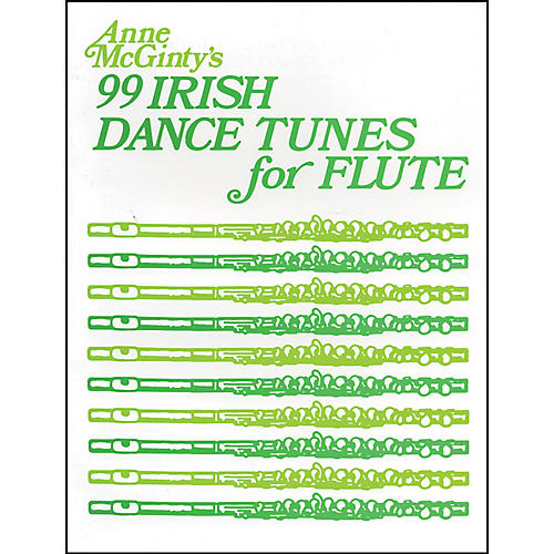 Alfred Irish Dance Tunes for Flute Book