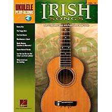 Hal Leonard Irish Songs - Ukulele Play-Along Volume 18 Book/CD