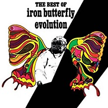 Iron Butterfly - Evolution: The Best Of The Iron Butterfly
