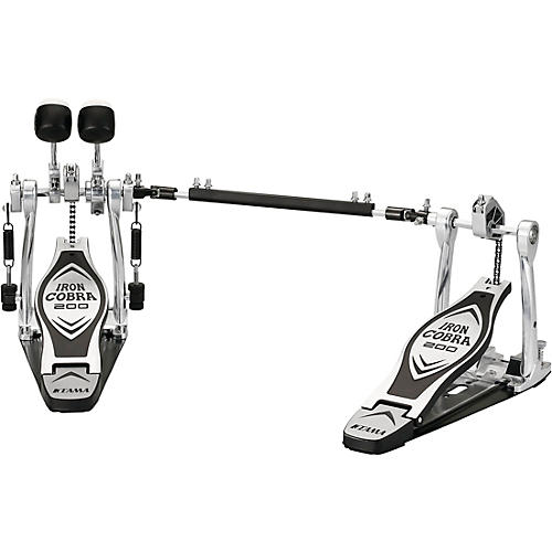TAMA Iron Cobra 200 Left-Footed Double Bass Drum Pedal