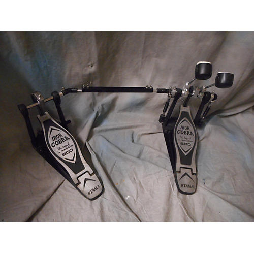 TAMA Iron Cobra 600 Double Bass Drum Pedal