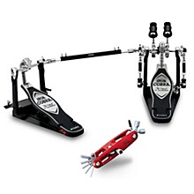 TAMA Iron Cobra 900 Rolling Glide Double Pedal Cobra 25th Anniversary Bonus Package