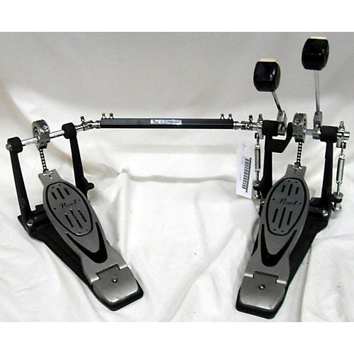 used tama iron cobra double kick pedal double bass drum pedal guitar center. Black Bedroom Furniture Sets. Home Design Ideas