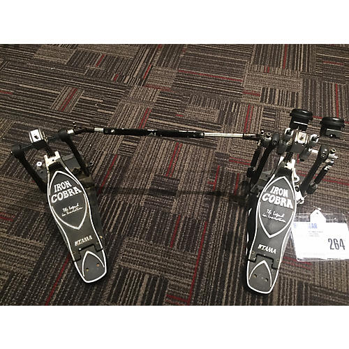 TAMA Iron Cobra Power Glide Double Bass Pedal Double Bass Drum Pedal