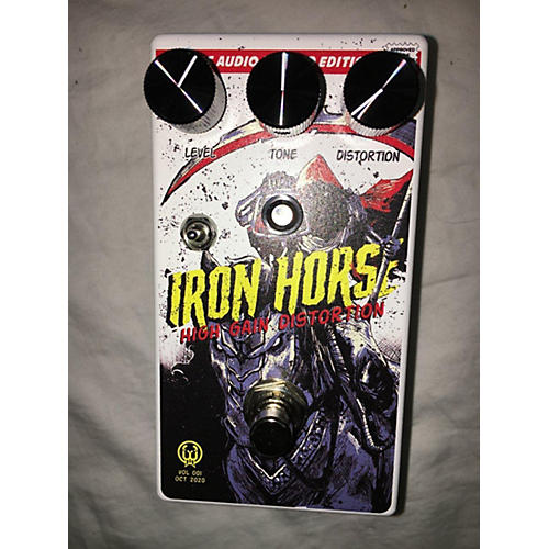 Walrus Audio Iron Horse Distortion Effect Pedal