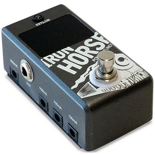 Outlaw Effects Iron Horse Power Supply & Tuner