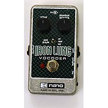 Electro-Harmonix Iron Lung Vocoder Effect Pedal