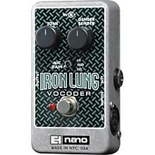 Electro-Harmonix Iron Lung Vocoder Pedal