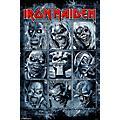 Trends International Iron Maiden - Grid Poster thumbnail