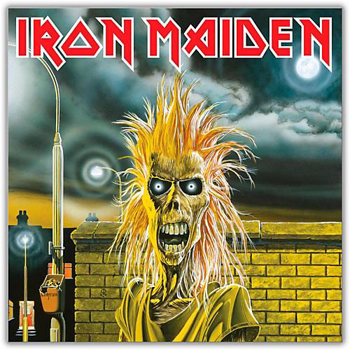 WEA Iron Maiden - Iron Maiden Vinyl LP