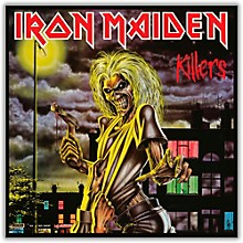 Iron Maiden - Killers Vinyl LP