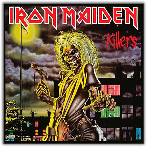 WEA Iron Maiden - Killers Vinyl LP