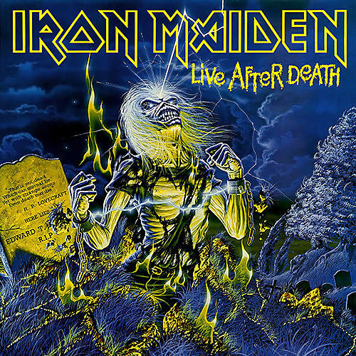 Alliance Iron Maiden - Live After Death