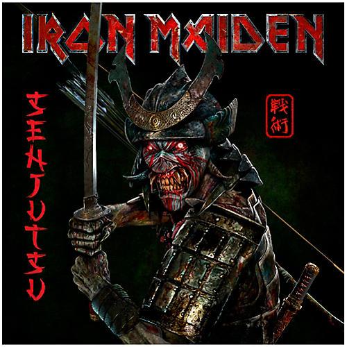 WEA Iron Maiden - Senjutsu [3 LP]