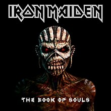 Iron Maiden - The Book Of Souls Vinyl LP